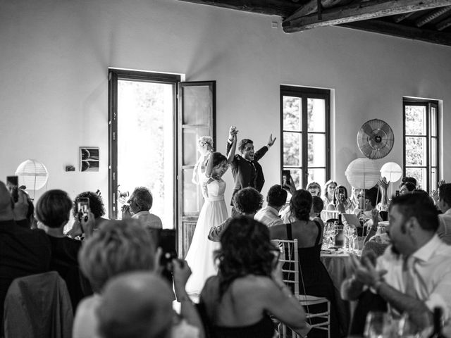 Il matrimonio di Jacopo e Margherita a Ossona, Milano 138
