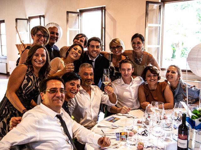 Il matrimonio di Jacopo e Margherita a Ossona, Milano 142