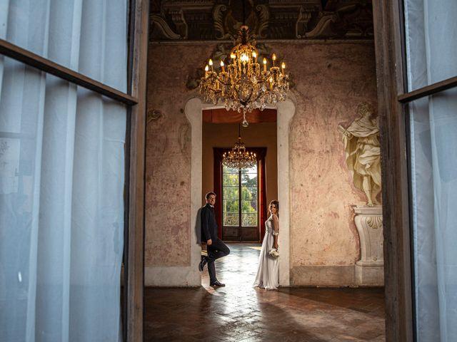 Il matrimonio di Jacopo e Margherita a Ossona, Milano 144