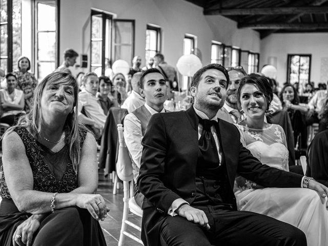 Il matrimonio di Jacopo e Margherita a Ossona, Milano 150