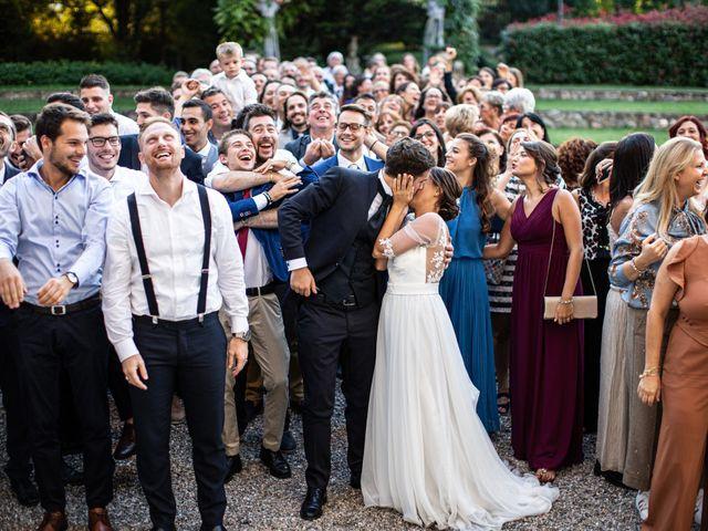 Il matrimonio di Jacopo e Margherita a Ossona, Milano 155