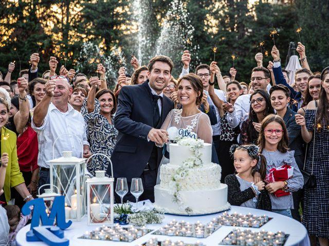 Il matrimonio di Jacopo e Margherita a Ossona, Milano 157