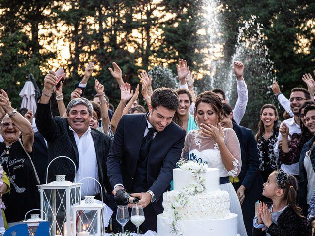 Il matrimonio di Jacopo e Margherita a Ossona, Milano 158
