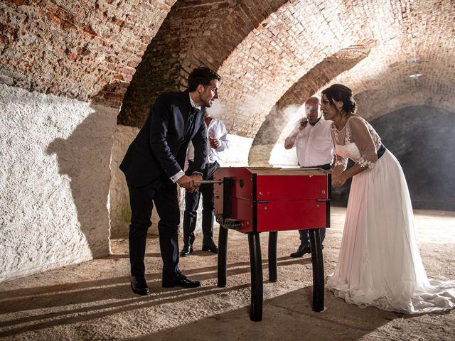 Il matrimonio di Jacopo e Margherita a Ossona, Milano 159