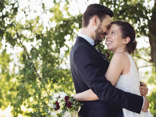 Il matrimonio di Pietro e Beatrice a Sommacampagna, Verona 1