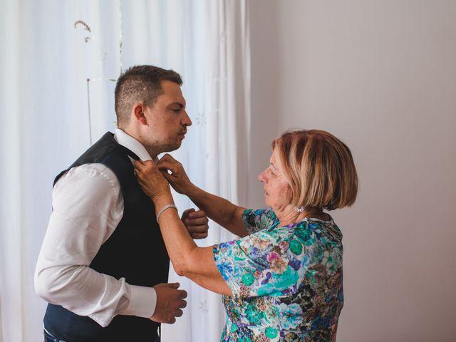 Il matrimonio di Marco e Valentina a Acquaviva Picena, Ascoli Piceno 11