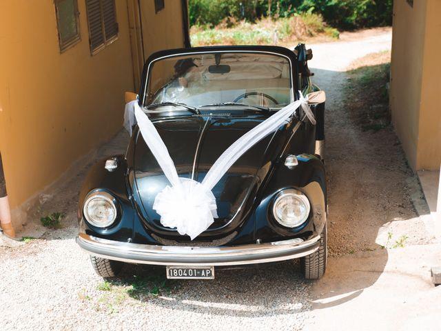 Il matrimonio di Marco e Valentina a Acquaviva Picena, Ascoli Piceno 50