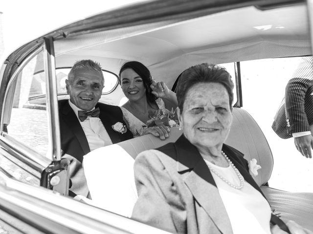 Il matrimonio di Marco e Valentina a Acquaviva Picena, Ascoli Piceno 55