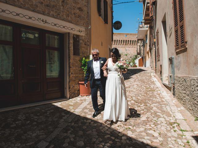 Il matrimonio di Marco e Valentina a Acquaviva Picena, Ascoli Piceno 57
