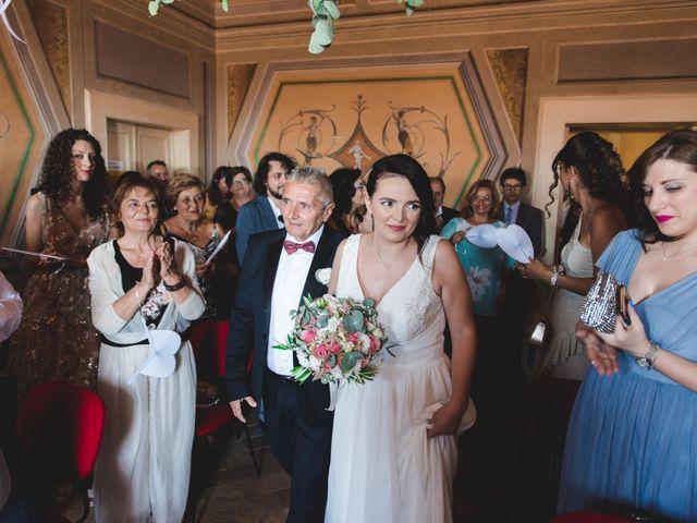 Il matrimonio di Marco e Valentina a Acquaviva Picena, Ascoli Piceno 58