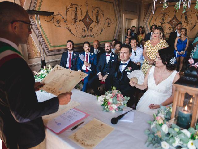 Il matrimonio di Marco e Valentina a Acquaviva Picena, Ascoli Piceno 61