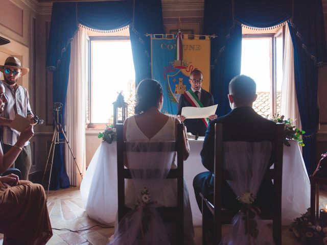 Il matrimonio di Marco e Valentina a Acquaviva Picena, Ascoli Piceno 62