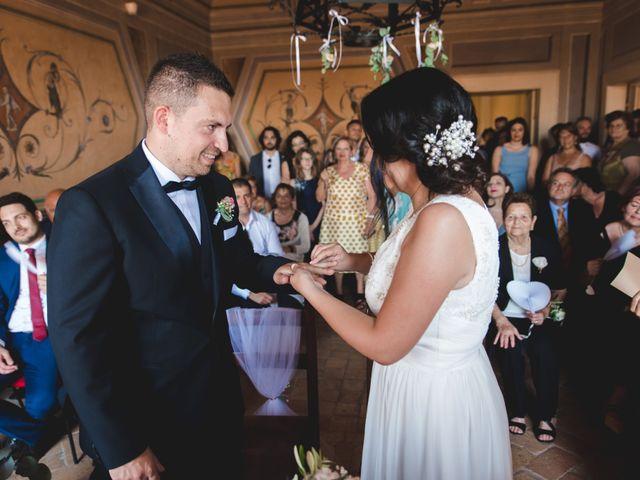 Il matrimonio di Marco e Valentina a Acquaviva Picena, Ascoli Piceno 64