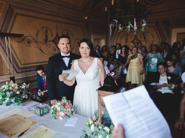 Il matrimonio di Marco e Valentina a Acquaviva Picena, Ascoli Piceno 67