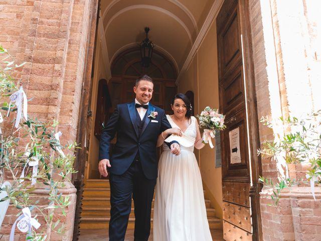 Il matrimonio di Marco e Valentina a Acquaviva Picena, Ascoli Piceno 75