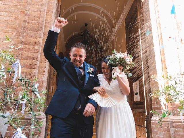 Il matrimonio di Marco e Valentina a Acquaviva Picena, Ascoli Piceno 76