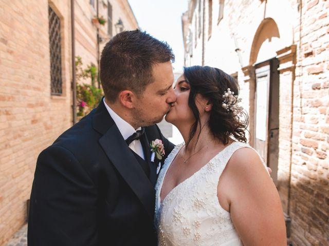 Il matrimonio di Marco e Valentina a Acquaviva Picena, Ascoli Piceno 79