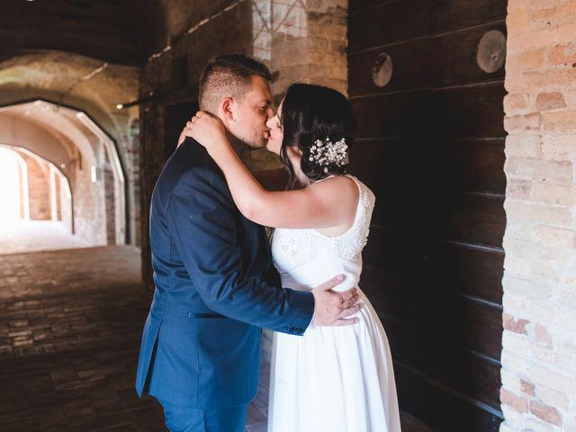 Il matrimonio di Marco e Valentina a Acquaviva Picena, Ascoli Piceno 82