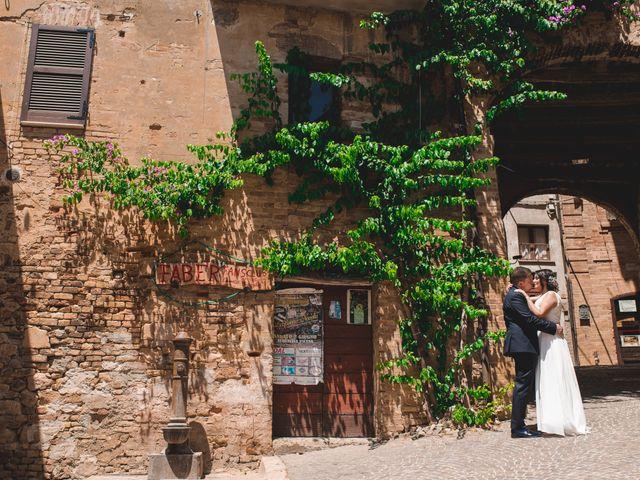 Il matrimonio di Marco e Valentina a Acquaviva Picena, Ascoli Piceno 85