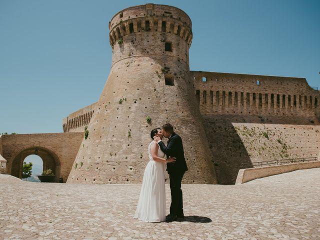 Il matrimonio di Marco e Valentina a Acquaviva Picena, Ascoli Piceno 86