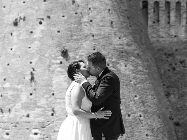 Il matrimonio di Marco e Valentina a Acquaviva Picena, Ascoli Piceno 87