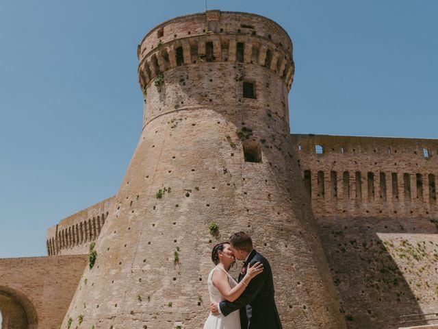 Il matrimonio di Marco e Valentina a Acquaviva Picena, Ascoli Piceno 1