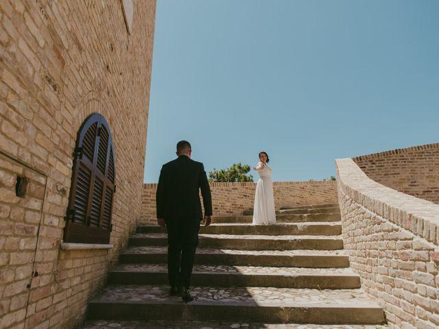 Il matrimonio di Marco e Valentina a Acquaviva Picena, Ascoli Piceno 89