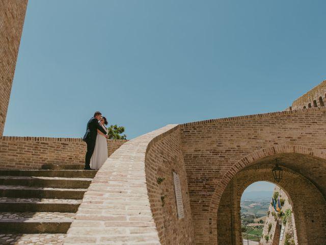 Il matrimonio di Marco e Valentina a Acquaviva Picena, Ascoli Piceno 90