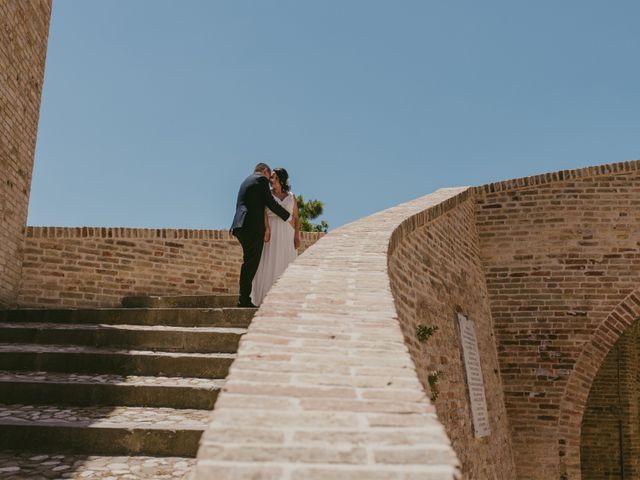 Il matrimonio di Marco e Valentina a Acquaviva Picena, Ascoli Piceno 91
