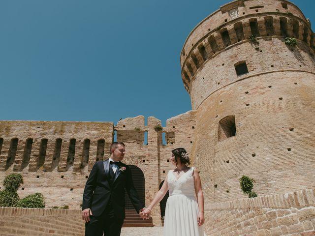Il matrimonio di Marco e Valentina a Acquaviva Picena, Ascoli Piceno 92