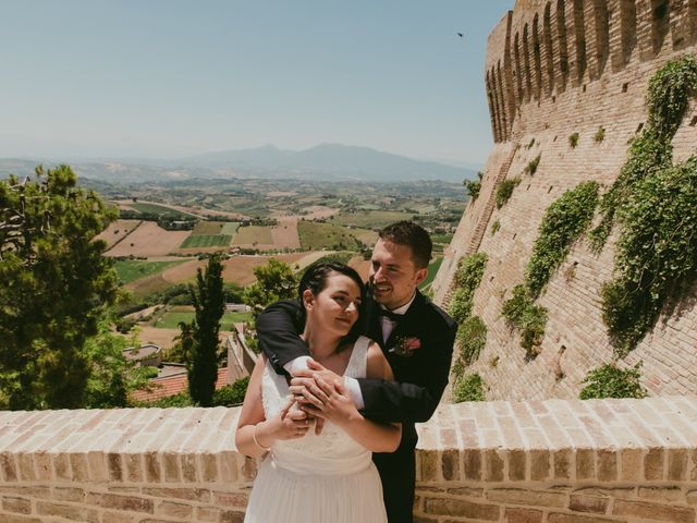 Il matrimonio di Marco e Valentina a Acquaviva Picena, Ascoli Piceno 93