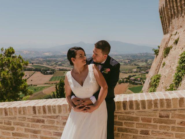 Il matrimonio di Marco e Valentina a Acquaviva Picena, Ascoli Piceno 94