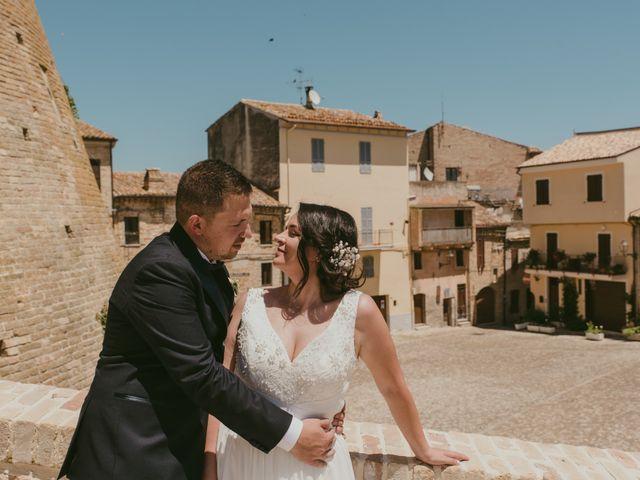 Il matrimonio di Marco e Valentina a Acquaviva Picena, Ascoli Piceno 95