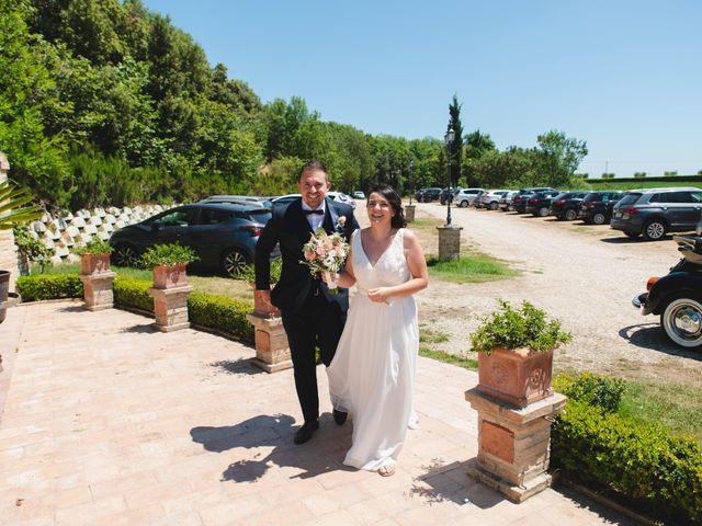 Il matrimonio di Marco e Valentina a Acquaviva Picena, Ascoli Piceno 100