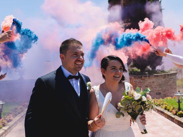 Il matrimonio di Marco e Valentina a Acquaviva Picena, Ascoli Piceno 105