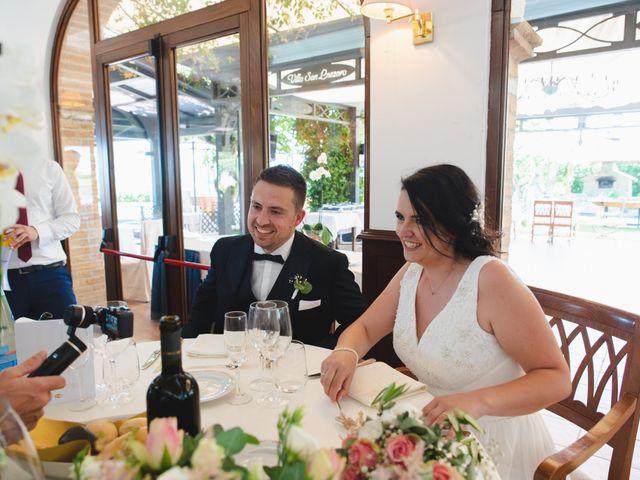 Il matrimonio di Marco e Valentina a Acquaviva Picena, Ascoli Piceno 115