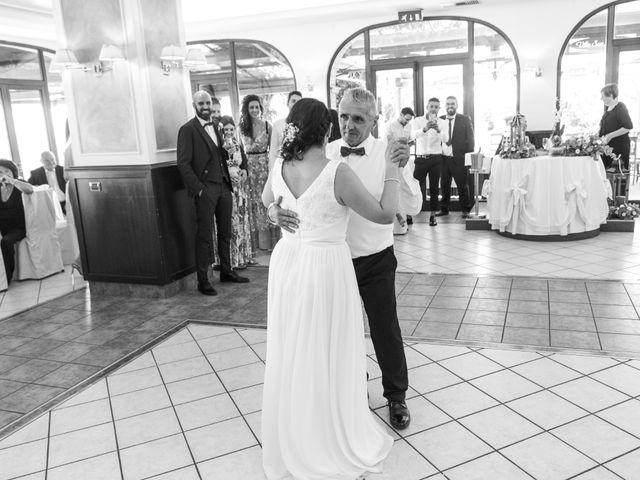 Il matrimonio di Marco e Valentina a Acquaviva Picena, Ascoli Piceno 117