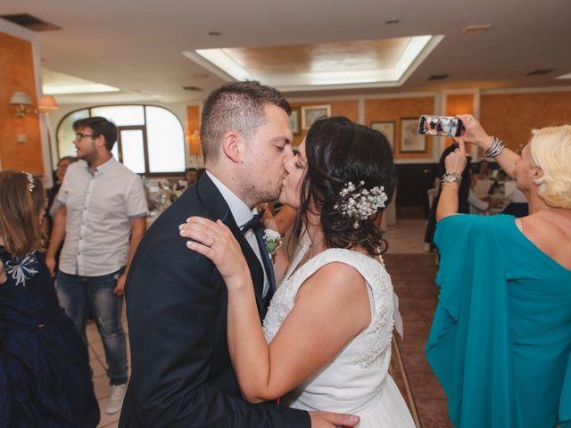 Il matrimonio di Marco e Valentina a Acquaviva Picena, Ascoli Piceno 123