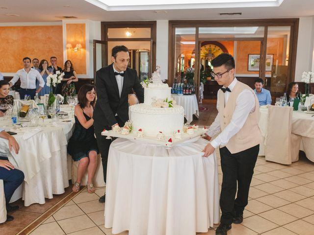 Il matrimonio di Marco e Valentina a Acquaviva Picena, Ascoli Piceno 127