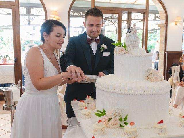 Il matrimonio di Marco e Valentina a Acquaviva Picena, Ascoli Piceno 128