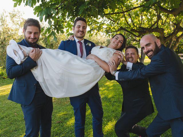 Il matrimonio di Marco e Valentina a Acquaviva Picena, Ascoli Piceno 134