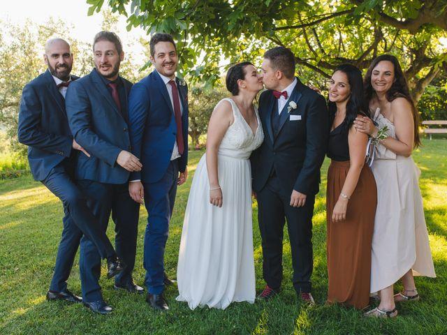 Il matrimonio di Marco e Valentina a Acquaviva Picena, Ascoli Piceno 135
