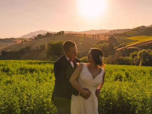 Il matrimonio di Marco e Valentina a Acquaviva Picena, Ascoli Piceno 138