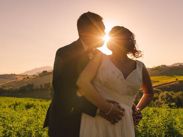 Il matrimonio di Marco e Valentina a Acquaviva Picena, Ascoli Piceno 139