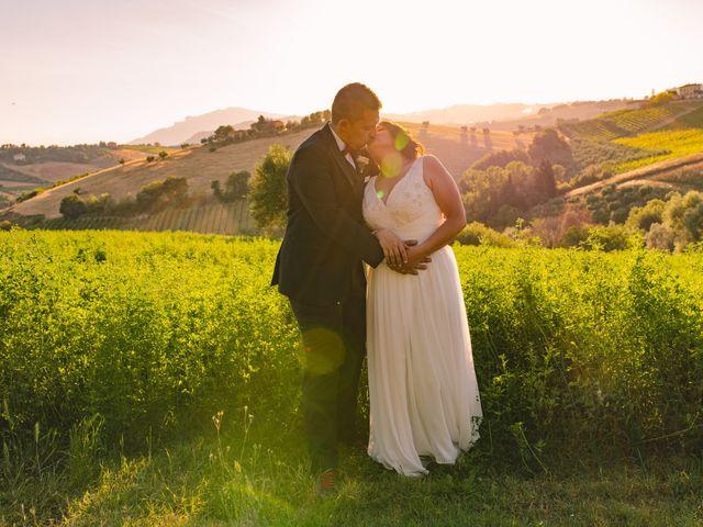 Il matrimonio di Marco e Valentina a Acquaviva Picena, Ascoli Piceno 140