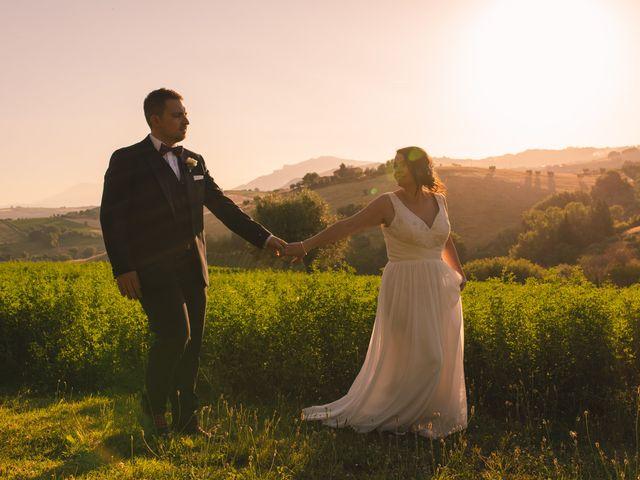 Il matrimonio di Marco e Valentina a Acquaviva Picena, Ascoli Piceno 141
