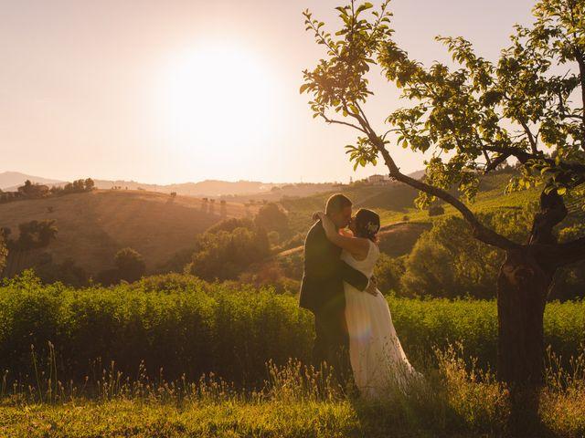 Il matrimonio di Marco e Valentina a Acquaviva Picena, Ascoli Piceno 142