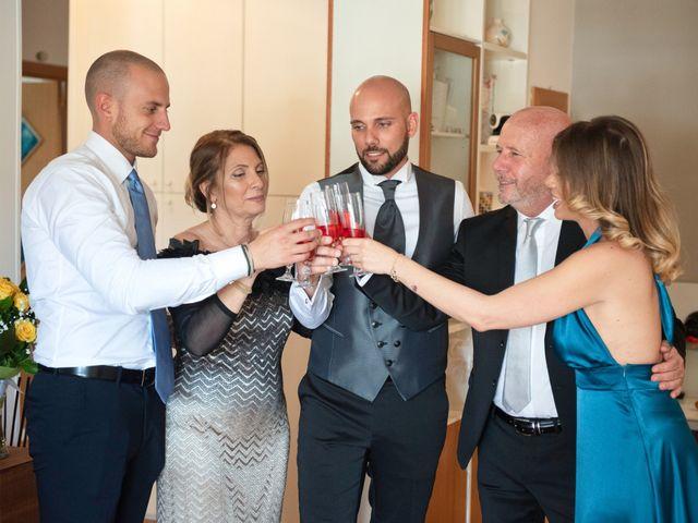 Il matrimonio di Gianmarco e Livia a Napoli, Napoli 8