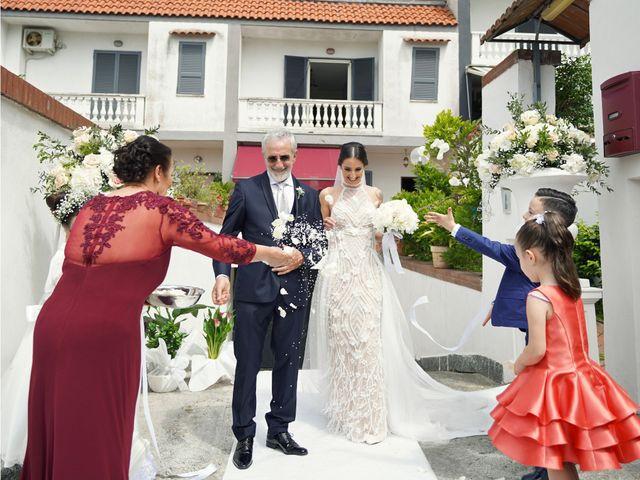 Il matrimonio di Gianmarco e Livia a Napoli, Napoli 32
