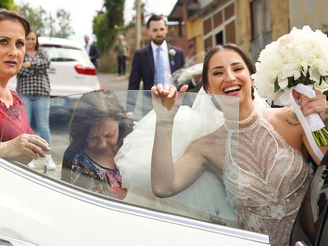 Il matrimonio di Gianmarco e Livia a Napoli, Napoli 33